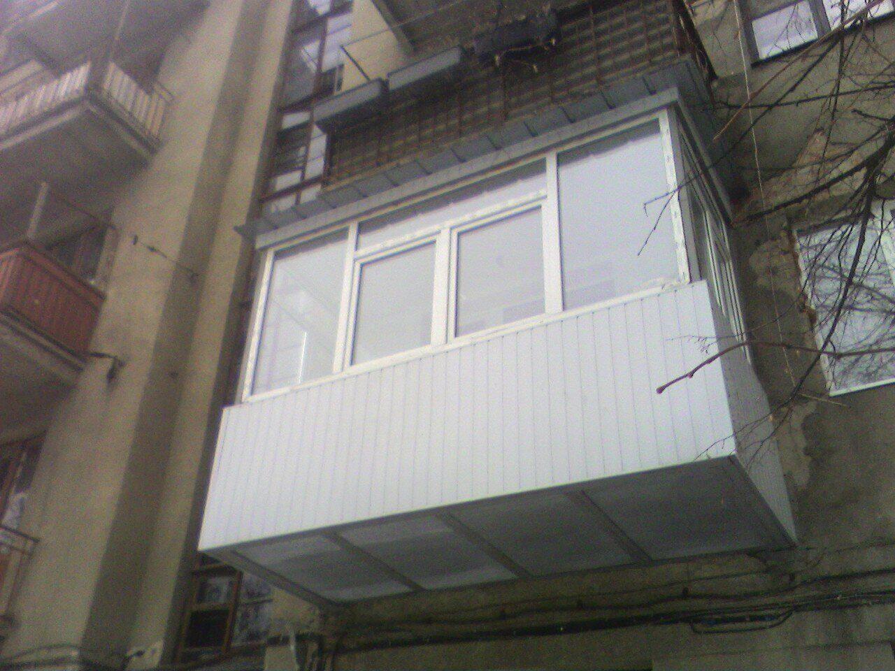 Отделка утепление лоджия балкон фасад.